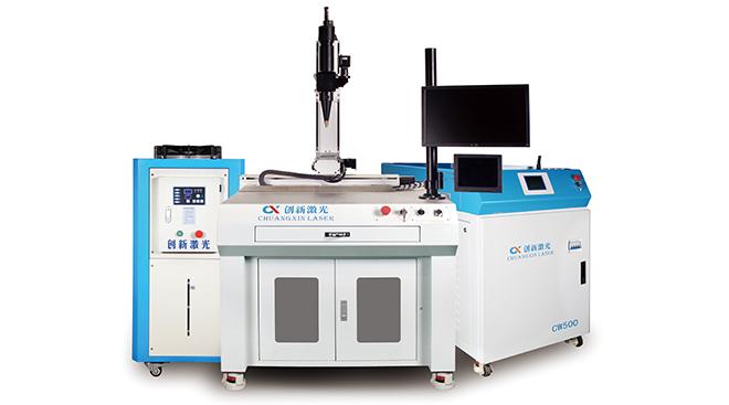 安徽三轴/四轴联动光纤激光焊接机