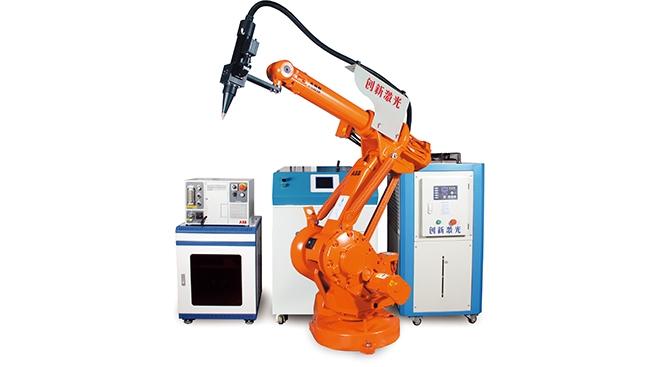 YAG脉冲光纤激光焊接机