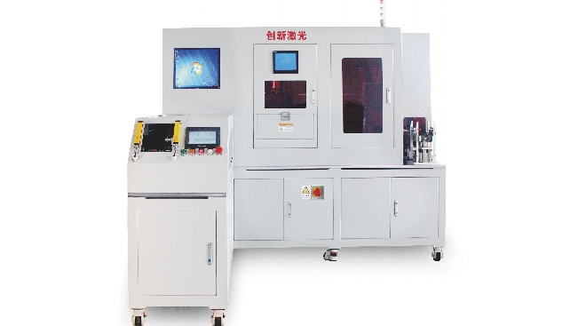 激光焊接自动化系统